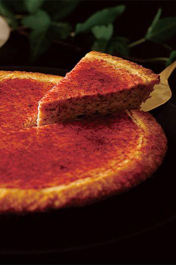 チーズケーキ ヤマモモ