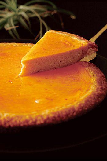 チーズケーキ フルーツトマト