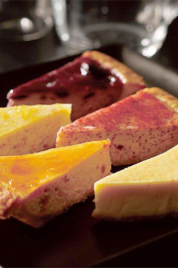 チーズケーキ アソート